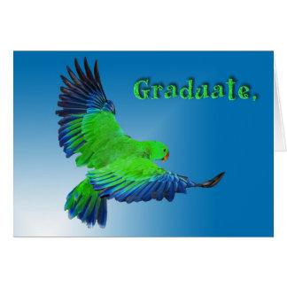 Soaring Graduate Card