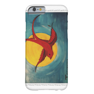 Soaring Sparrow iPhone case