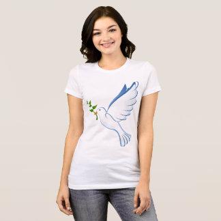 Soaring White Dove T-Shirt