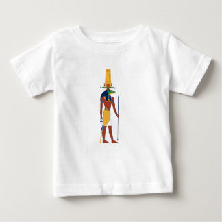 Sobek Crocodile  God Baby T-Shirt