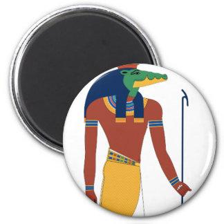 Sobek Crocodile  God Magnet