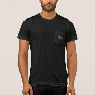 Sober Achiever Pocket T-Shirt