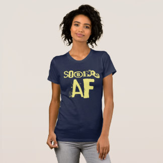 Sober AF Sobriety 101 2 T-Shirt