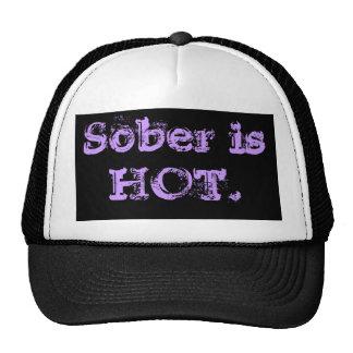 Sober is  HOT. Cap