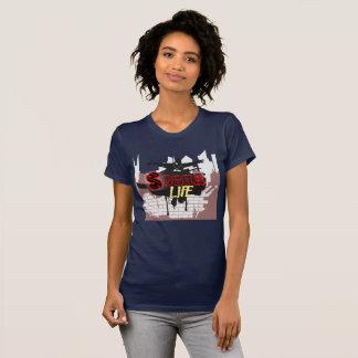 Sober Life Urban Style T-Shirt