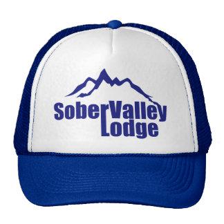 Sober Valley Lodge Trucker Hats