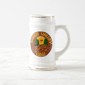 Sober Valley Lodge Beer Steins