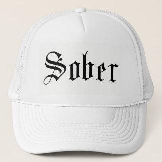 Sober, White Hat
