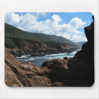 Soberanes Point, California Coastline Mouse Pad