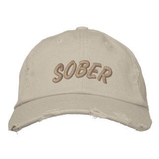 SoberCap Embroidered Baseball Cap