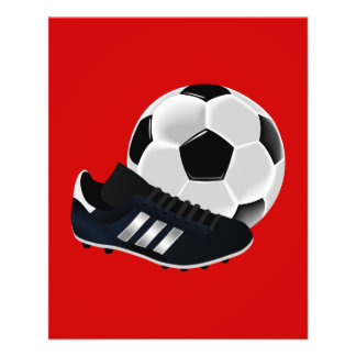soccer-155947 soccer football football boot ball s custom flyer