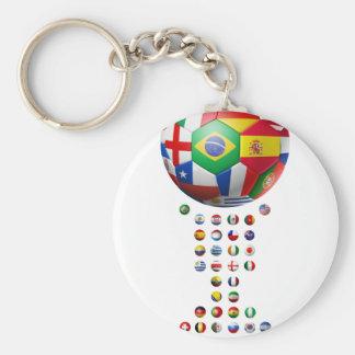 Soccer 2014  0725 key chains
