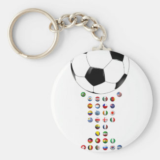 Soccer 2014  1233 keychains