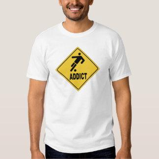 Soccer 7 tee shirt