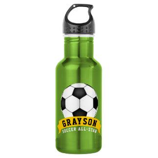 Soccer All-Star 532 Ml Water Bottle