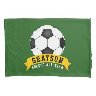 Soccer All-Star Pillowcase