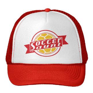 Soccer Aunt Mesh Hat