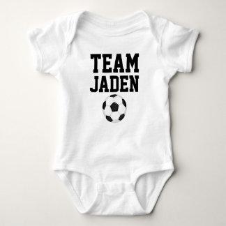 Soccer Baby Jersey Bodysuit