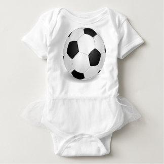 soccer babys baby bodysuit