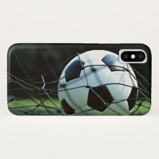 Soccer Ball 3 iPhone X Case