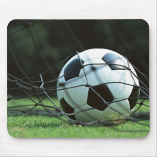 Soccer Ball 3 Mouse Pad