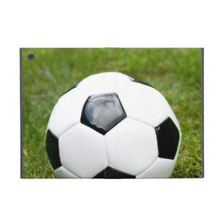 Soccer Ball and Grass Case For iPad Mini