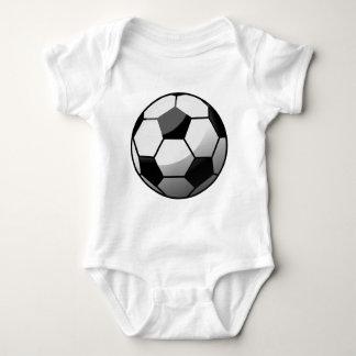 Soccer Ball Baby Bodysuit