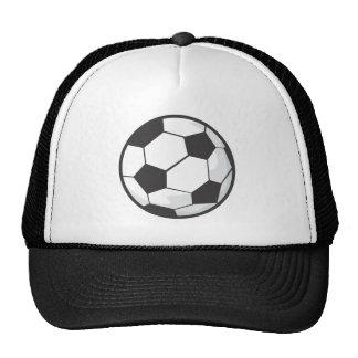 Soccer Ball Cartoon Cap