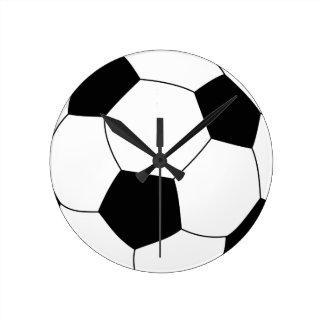 Soccer Ball Clock