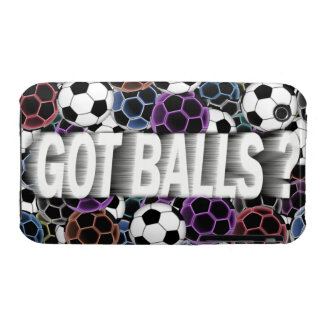 Soccer Ball Collage Case-Mate iPhone 3 Case