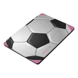 Soccer Ball Design iPad Pro Case