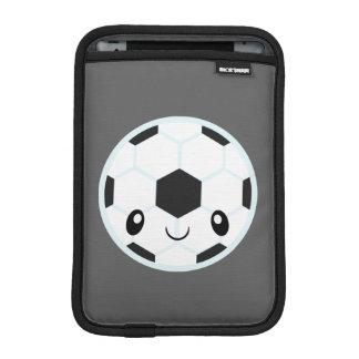 Soccer Ball Emoji iPad Mini Sleeve