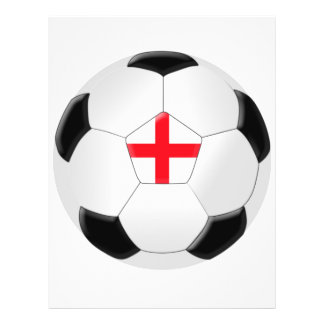 Soccer Ball – England 21.5 Cm X 28 Cm Flyer