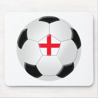 Soccer Ball – England Mouse Pad