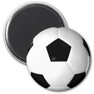Soccer Ball ( football ) 6 Cm Round Magnet