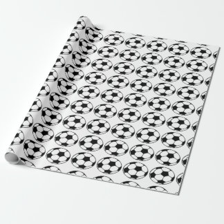 Soccer ball football bestselling birthday wrapping wrapping paper