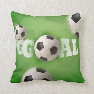 Soccer Ball Football Goal - Pillow