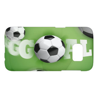 Soccer Ball Football Goal - Samsung Galaxy S7 Case