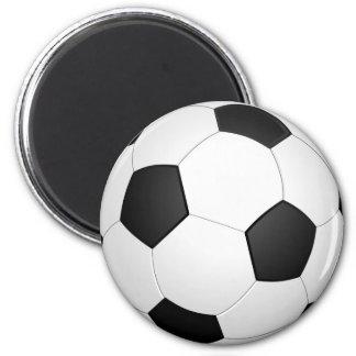 Soccer Ball Football Illustration Magnet