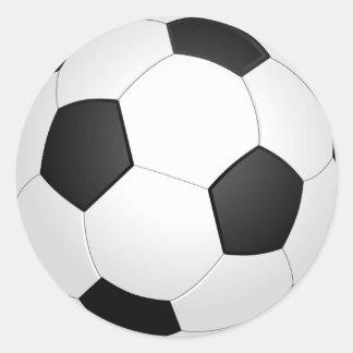 Soccer Ball Football Illustration Sticker