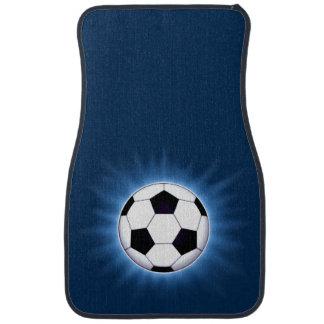 Soccer Ball Front Car Mat