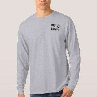 soccer ball, IHS Soccer T-Shirt