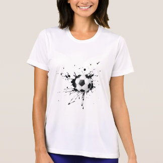 Soccer Ball in Motion. T-Shirt