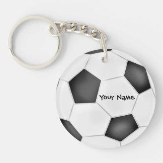 Soccer Ball Key Chain