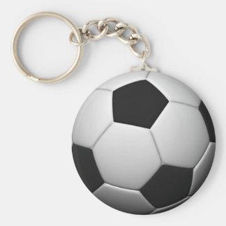 soccer-ball key ring
