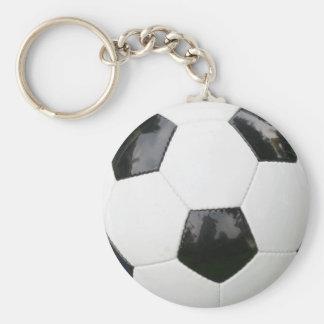 soccer ball key ring