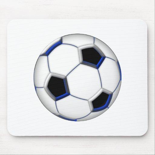 Soccer Ball Mousepad