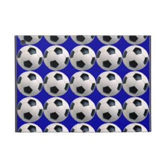 Soccer Ball Pattern iPad Mini Case