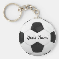 Soccer Ball Personalised Name