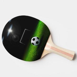 Soccer Ball Ping Pong Paddle